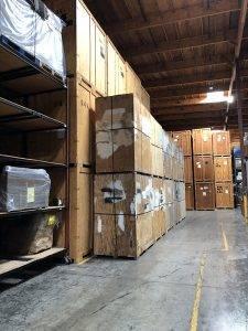 warehouse storage in sacramento
