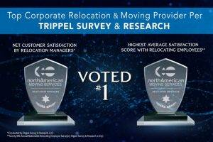 Top Corporate Relocation & Moving Provider Awards
