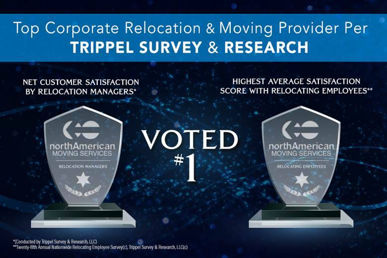 Top Office Moving Provider Awards