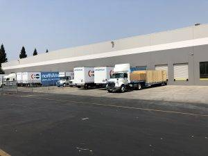 commercial moving services for the Californian Governor